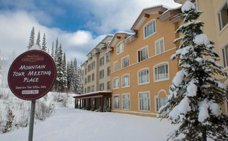 Nancy Greenes Cahilty Lodge in Sun Peaks , Canada image 1