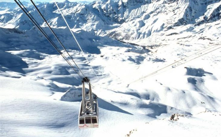 Cervinia in mig images , Italy image 4