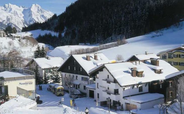 Chalet Eisfall in St Anton , Austria image 1
