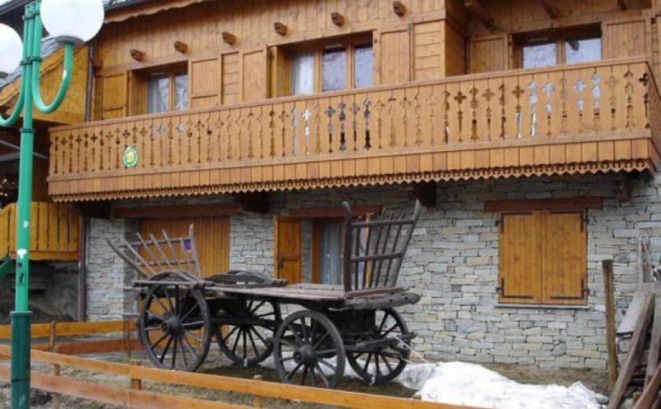Chalet Les Rouses in Les Deux-Alpes , France image 6