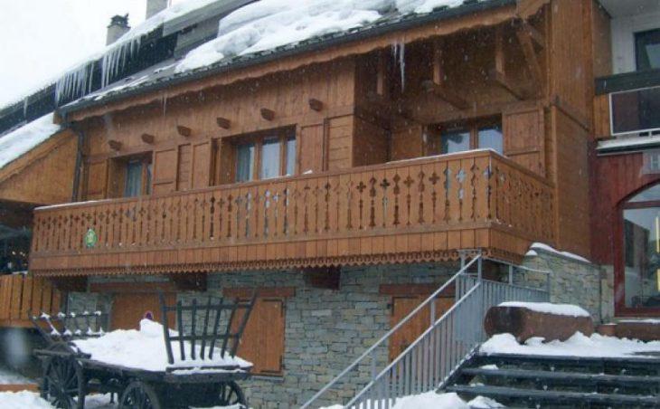 Chalet Les Rouses in Les Deux-Alpes , France image 1
