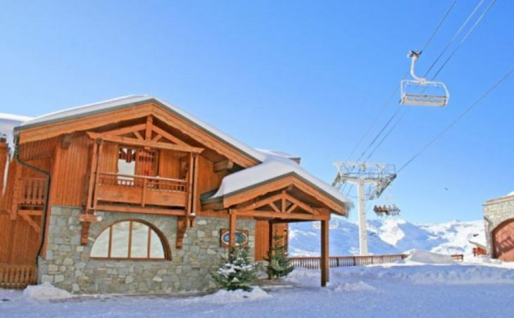 Chalet Phoenix in Val Thorens , France image 1