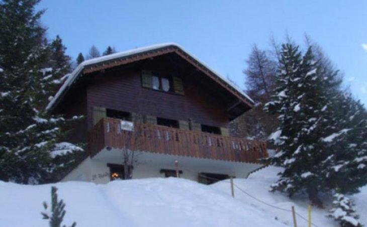 Chalet St Moritz in La Plagne , France image 1