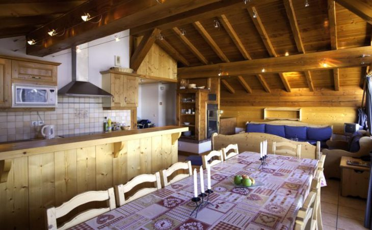 Chalet Chamois in Les Arcs , France image 5