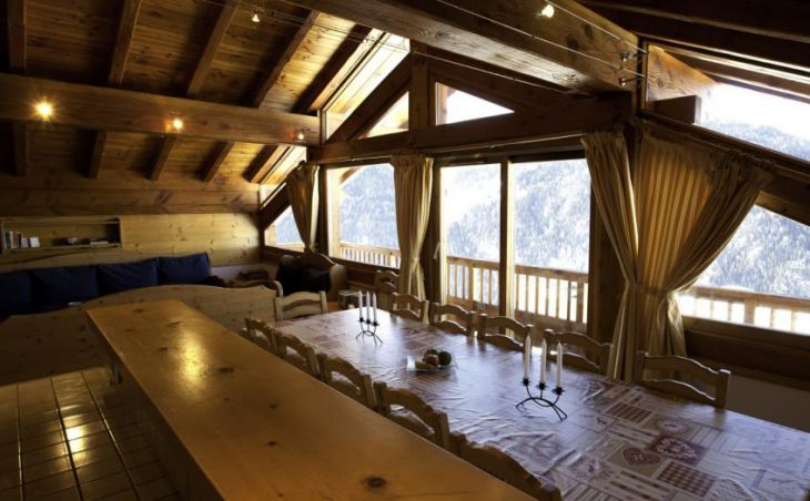 Chalet Marmotton in Les Arcs , France image 4