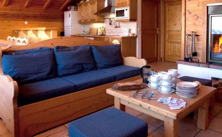 Chalet Marmotton in Les Arcs , France image 6