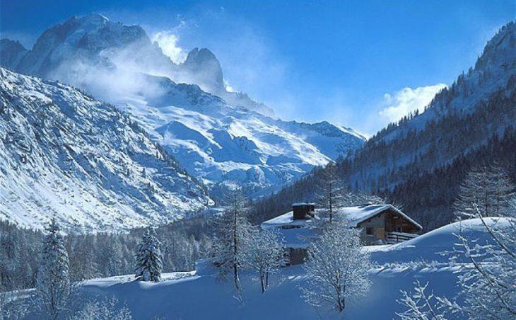 Chamonix in mig images , France image 6
