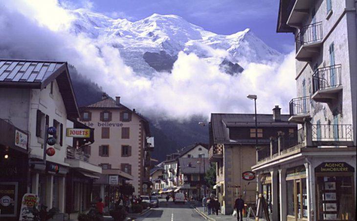 Chamonix in mig images , France image 7