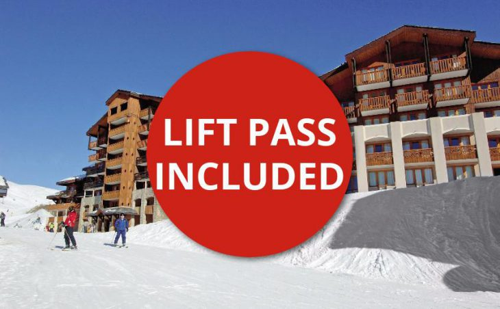 Residence Les Constellations in La Plagne , France image 1
