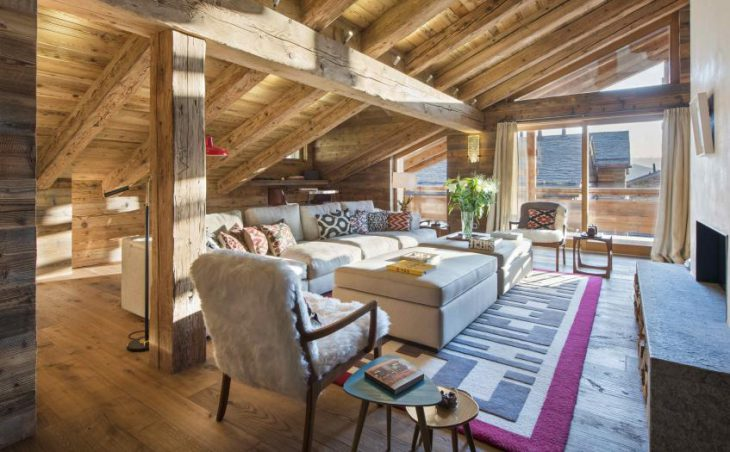 Chalet Place Blanche 2 in Verbier , Switzerland image 1