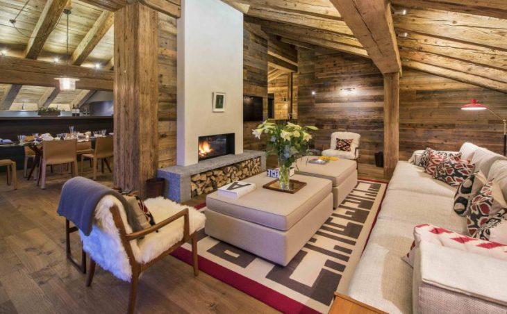 Chalet Place Blanche 2 in Verbier , Switzerland image 3