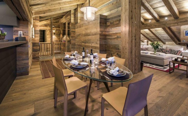 Chalet Place Blanche 2 in Verbier , Switzerland image 4