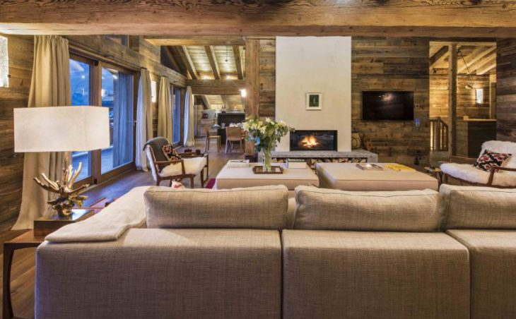 Chalet Place Blanche 2 in Verbier , Switzerland image 2