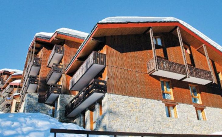 Apartments Les Brigues in Courchevel , France image 1