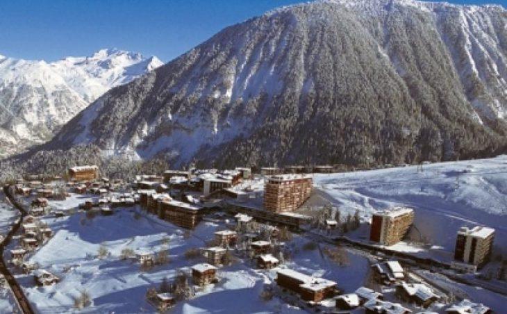 Courchevel Ski Resort 3