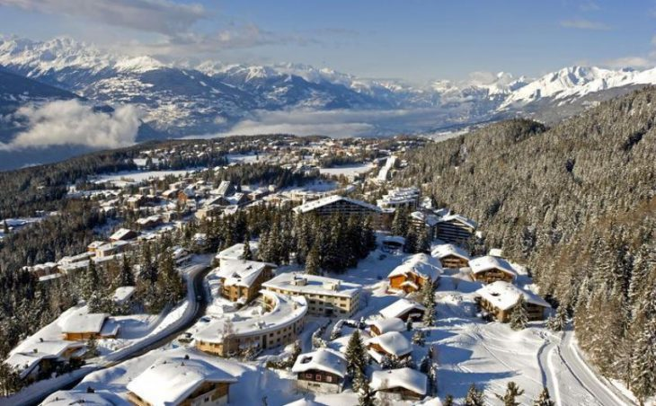 Crans Montana in mig images , Switzerland image 2