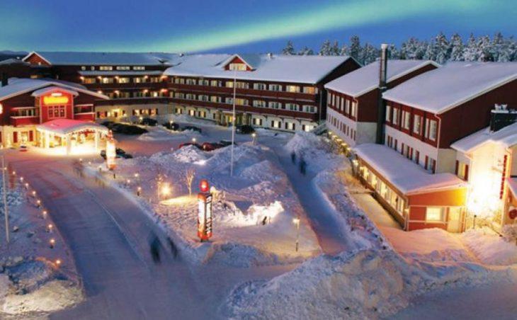 Crazy Reindeer Hotel, Levi, External