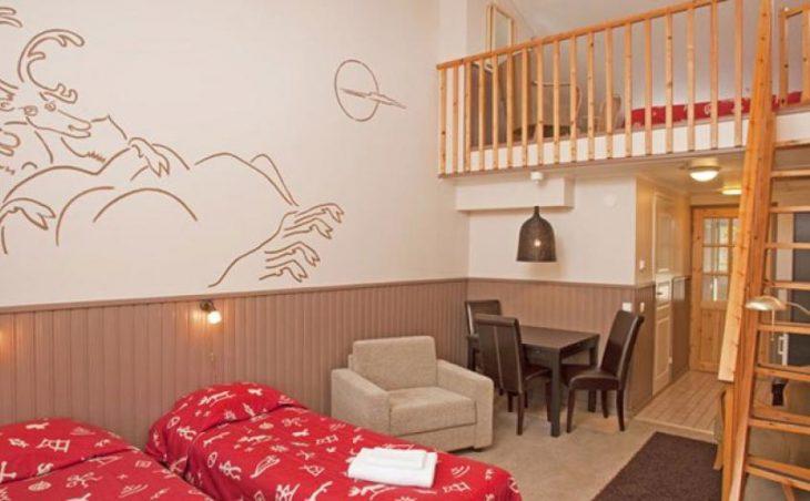 Crazy Reindeer Hotel, Levi, Bedroom 2