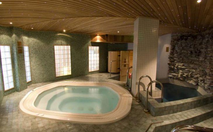 Crazy Reindeer Hotel, Levi, Hot Tub