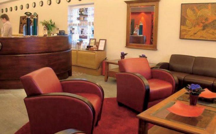 Crazy Reindeer Hotel, Levi, Lounge Area