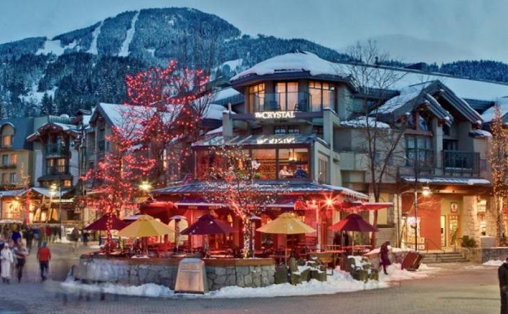 Crystal Lodge & Suites in Whistler , Canada image 1