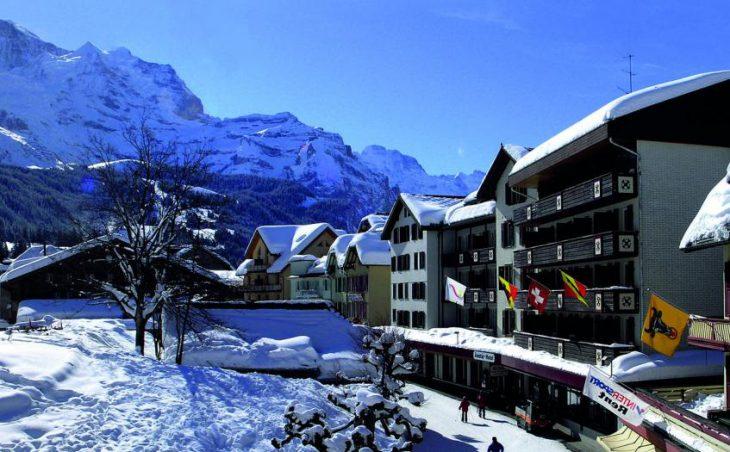 Wengen in mig images , Switzerland image 4