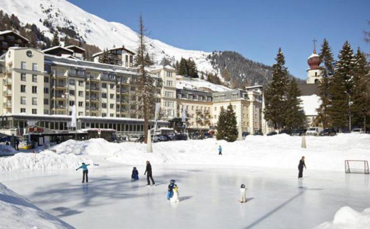Hotel Seehof in Davos , Switzerland image 1