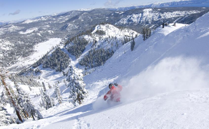 Ski Holidays Squaw Valley