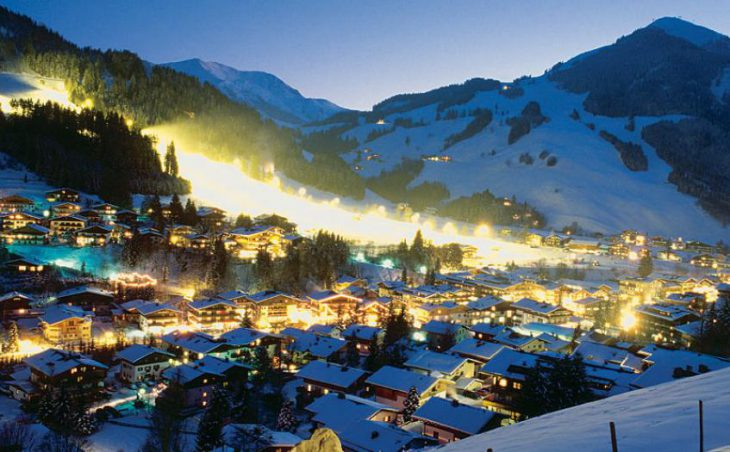 Saalbach in mig images , Austria image 7
