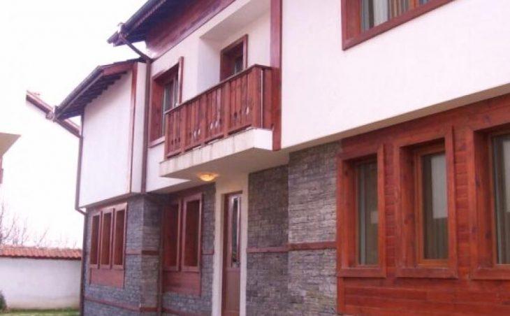 Chalet Elena, Bansko, External