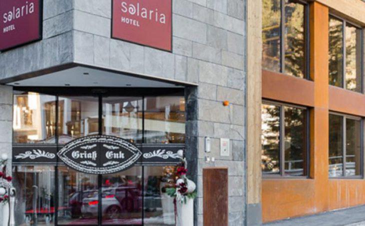 Hotel Solaria, Ischgl, Exterior 2