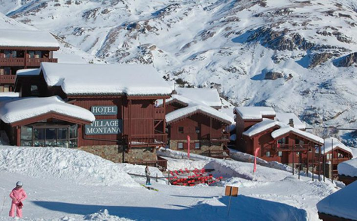 Village Montana Hotel in Tignes , France image 2