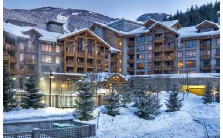 First Track Lodge in Whistler , Canada image 1