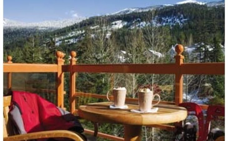 The Four Season Resort in Whistler , Canada image 3