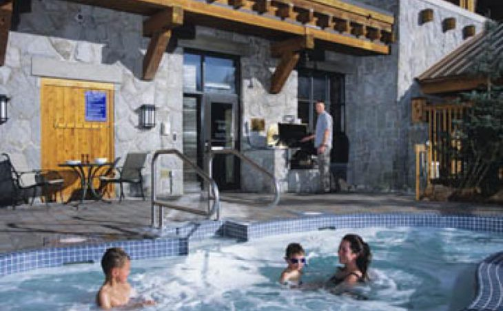 First Track Lodge in Whistler , Canada image 5