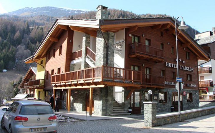 Hotel L'Aiglon in Champoluc , Italy image 1
