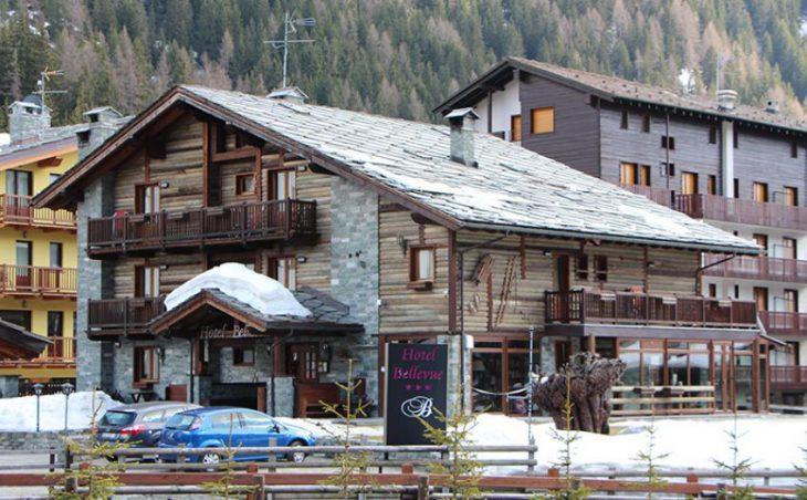 Hotel Bellevue in Champoluc , Italy image 6