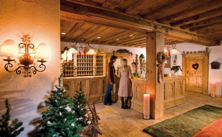 Alpenromantik Hotel Wirlerhof in Galtur , Austria image 4