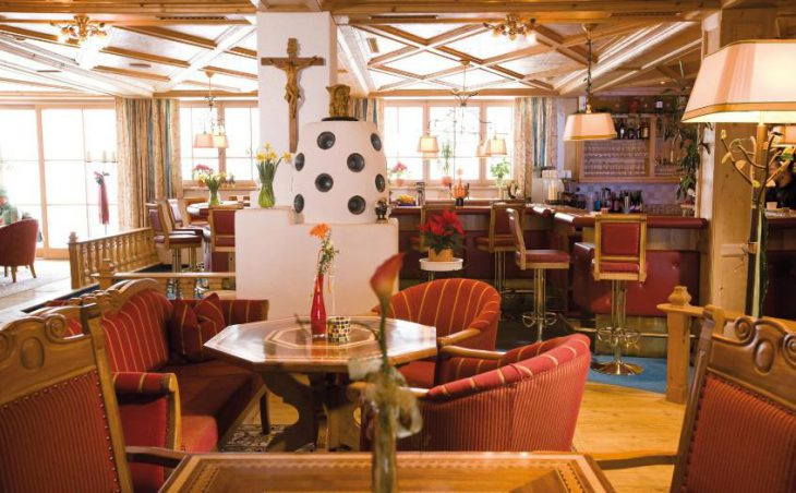 Alpenromantik Hotel Wirlerhof in Galtur , Austria image 5