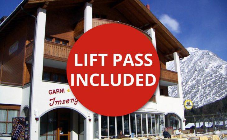 Hotel Garni Imseng in Saas Fee , Switzerland image 1