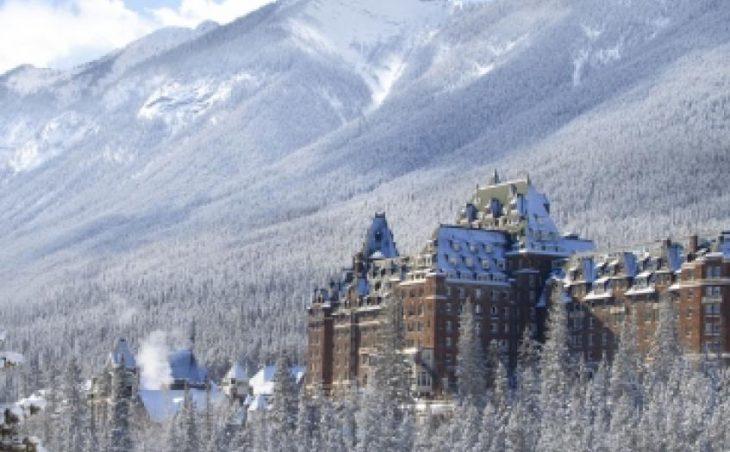 Fairmont Banff Springs Hotel in Banff , Canada image 1