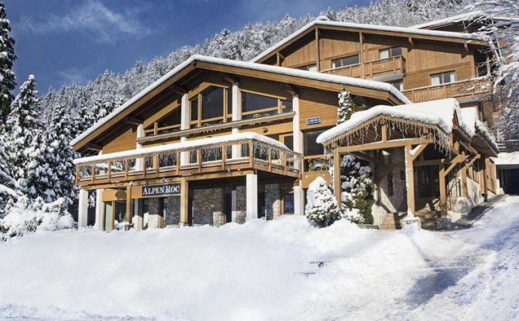 Hotel Alpen Roc in La Clusaz , France image 1