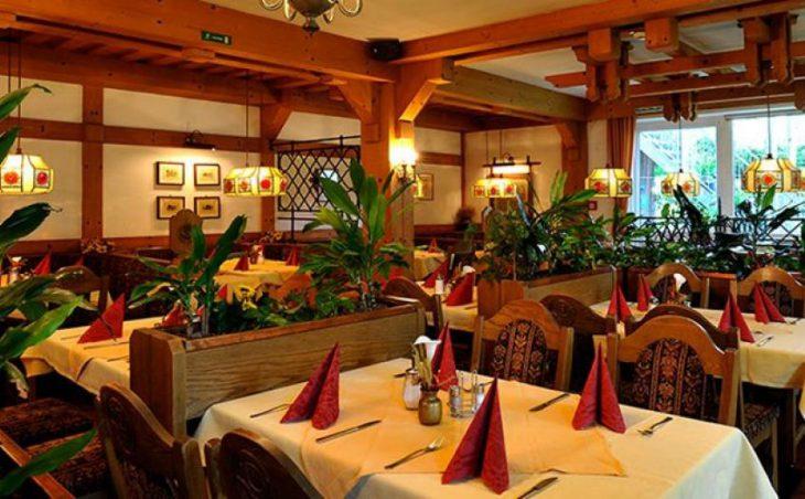 Hotel Post, Westendorf, Restaurant