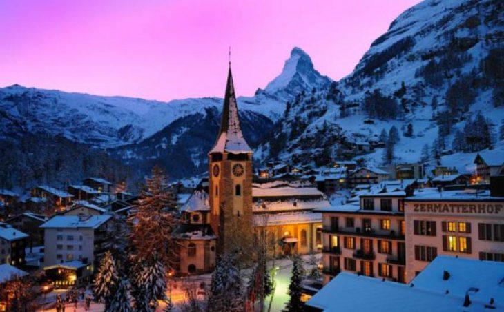 Zermatterhof Grand Hotel in Zermatt , Switzerland image 7