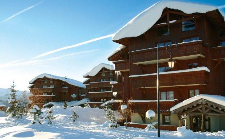 Le Village des Lapons Apartments in Les Saisies , France image 1