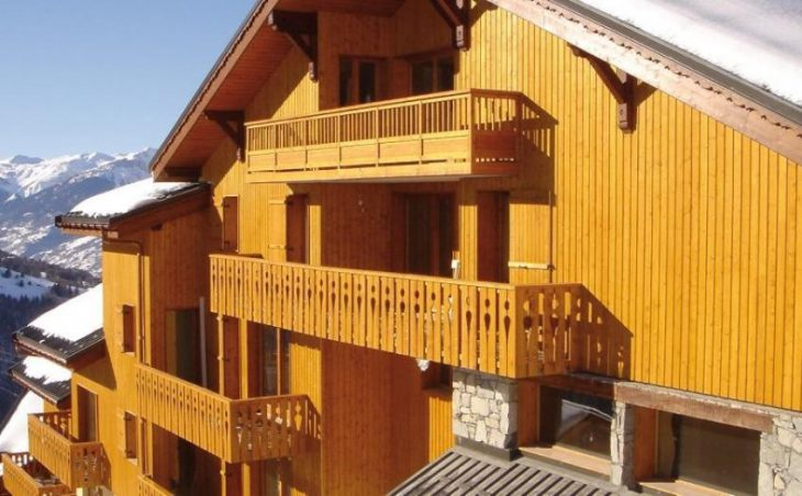 L'Arollaie Residence in Les Arcs , France image 1