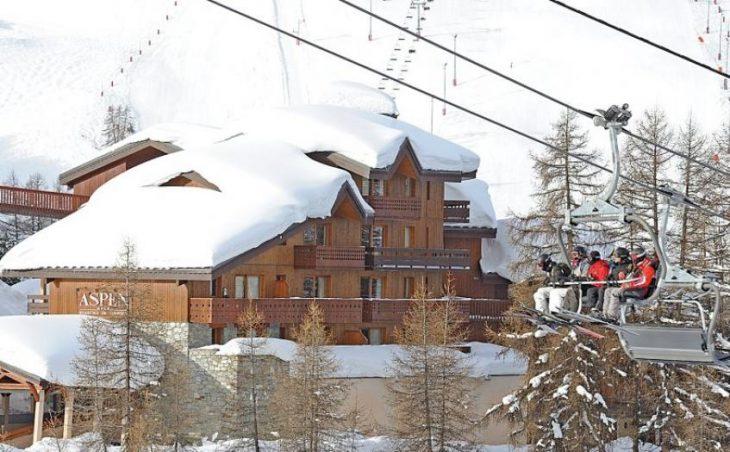 Ski Residence Aspen in La Plagne , France image 1