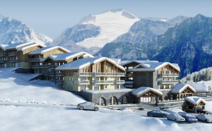 Apartments Les Hauts de la Vanoise in Pralognan / La Vanoise , France image 1