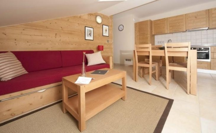 Residence Eco Le Ruitor in Ste-Foy-Tarentaise , France image 5