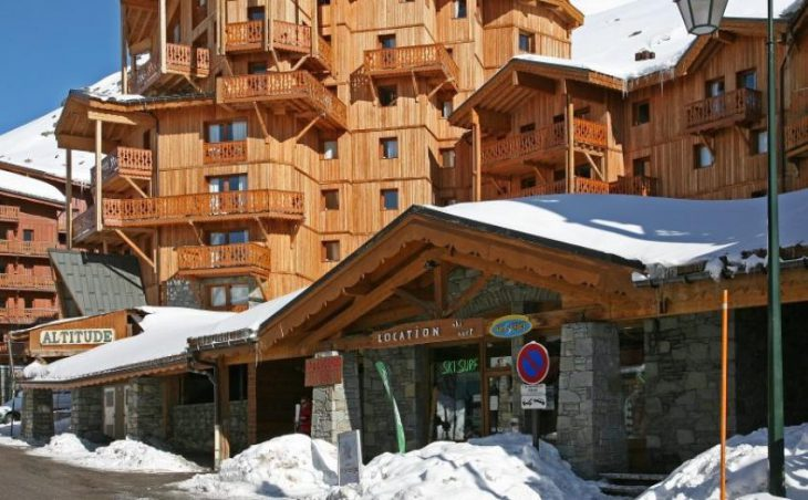 Chalet Altitude in Val Thorens , France image 1